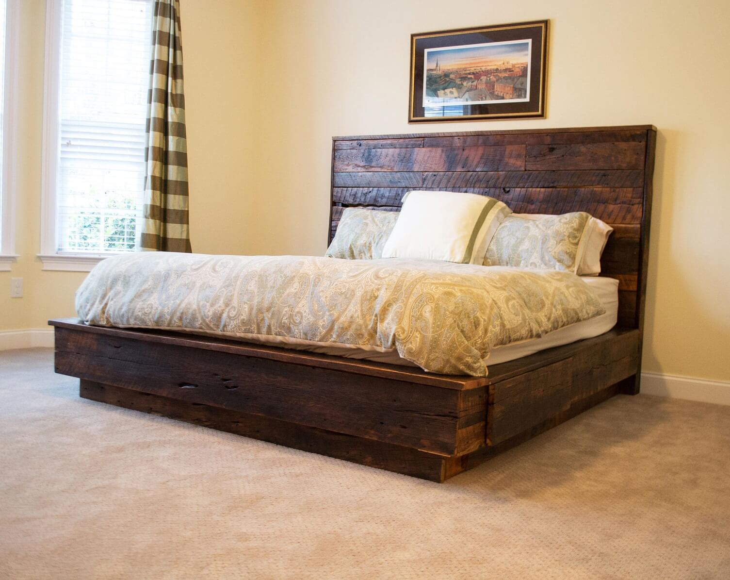 Cheap Wooden Bed Frames Bed Frames Insteading