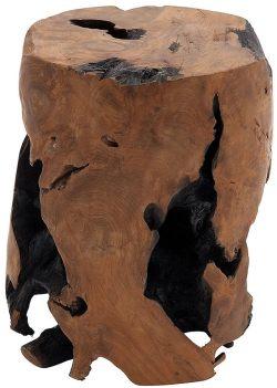 Astounding Rustic Teak Wood Tree Stump Table Tree Stump Tables Insteading Tree Stump Table Chairs Tree Stump Table Finish