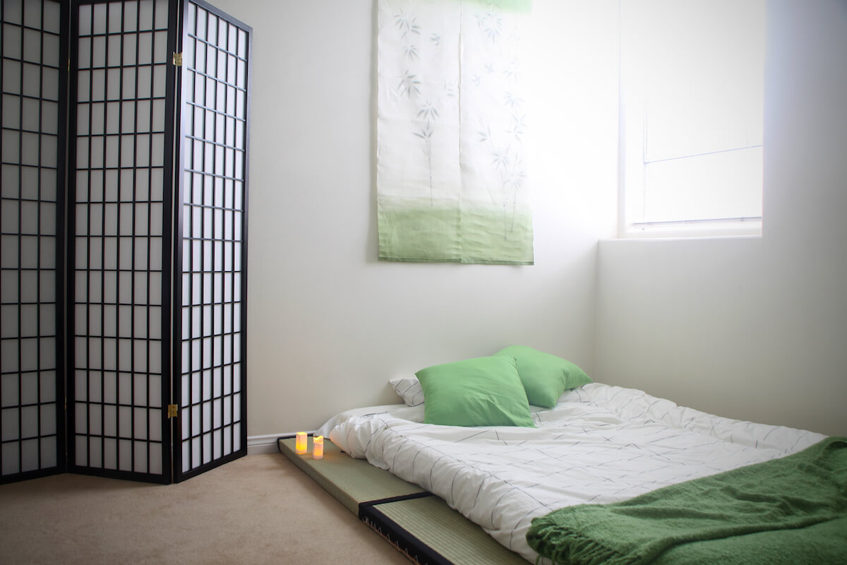 Japanese Futon Sets Shikibuton Insteading