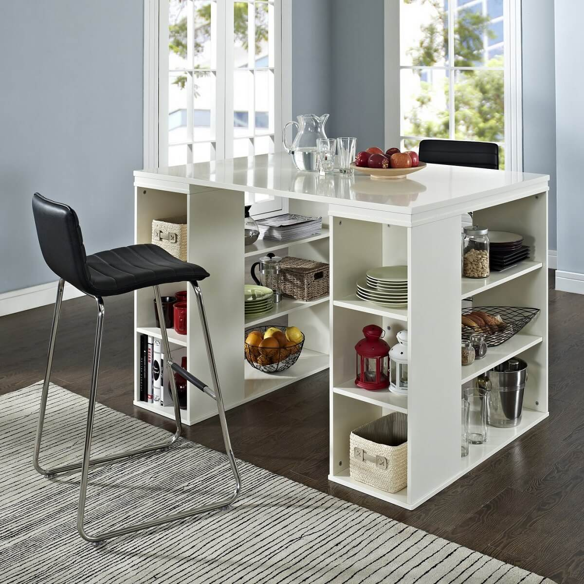 Cheap Kitchen Tables For Small Spaces 19 Small Kitchen Tables For Conserving Space Insteading