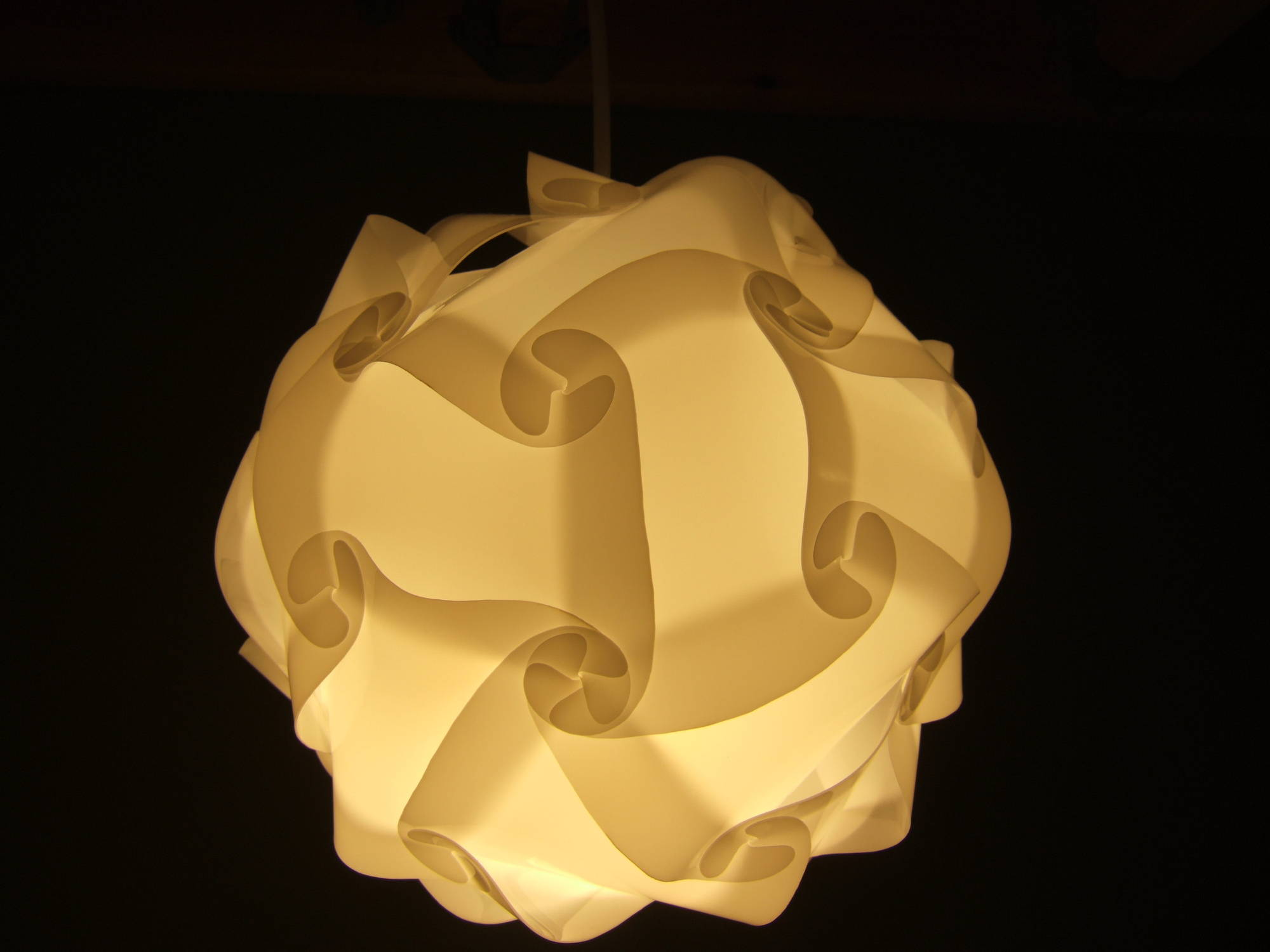 Paper Light Shades Hanging Paper Light Shade Beyond The Manual Glowforge Owners Forum