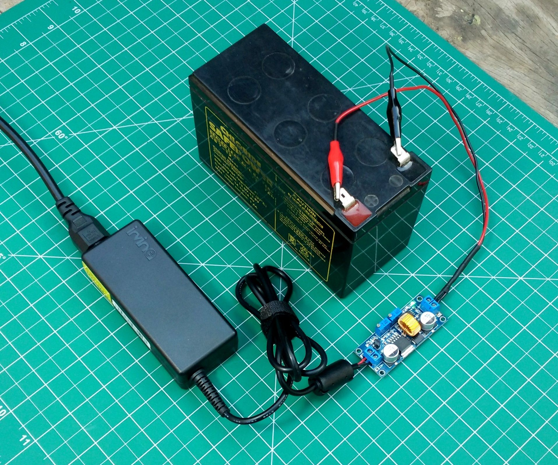 Oplader Black En Decker 12 Volt How To Make A 12v Battery Charger 5 Steps With Pictures
