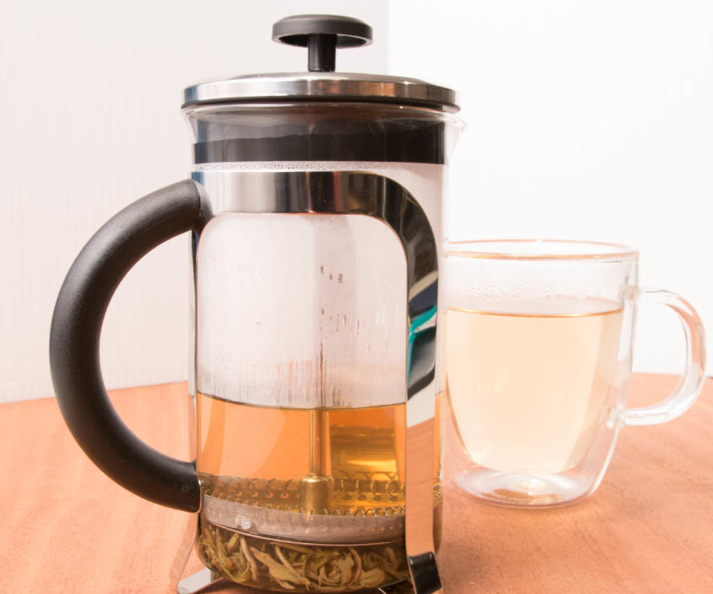 Bodum Tee How To Make Perfect Tea With A French Press 6 Steps With Pictures