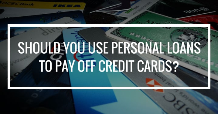 Should You Use Personal Loans to Pay Off Credit Cards? - InvestmentZen