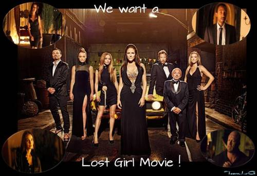Lost Girl Season 5 Wallpaper Petition For A Lost Girl Movie