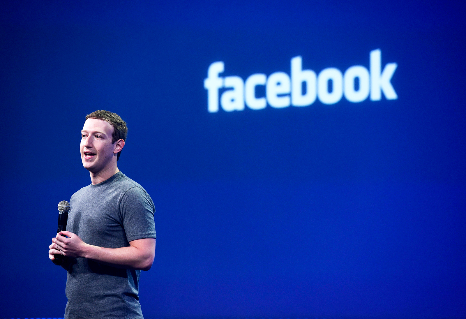 Fa Ceb Oo K Mark Zuckerberg Reveals Facebook S New Global Mission Statement