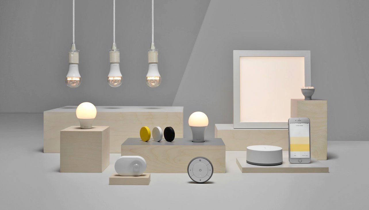 Ikea System Ikea Adds Homekit Support To Trådfri Smart Lighting System