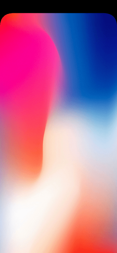 This iPhone X Wallpaper Gives You a 'Notch-less' Homescreen | iPhone in Canada Blog