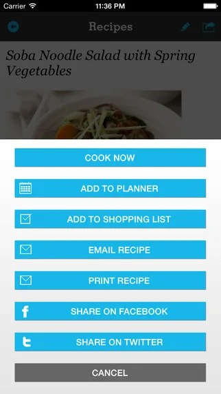 Top 5 Free Meal Planning Apps iPhoneLife