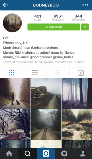 Bio Examples For Instagram Ira Block Photography National Opera