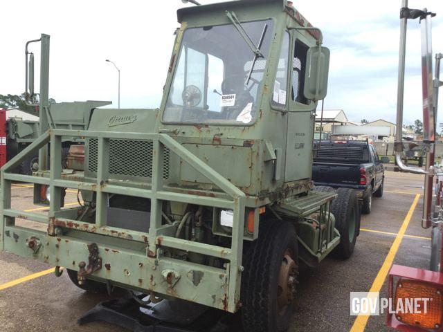 Surplus Ottawa Commando 50 Spotter Truck in New Boston, Texas