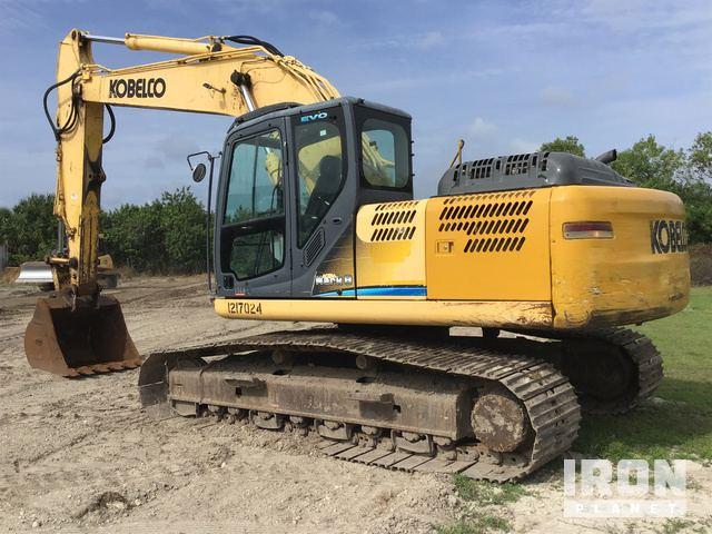2011 Kobelco SK210-8E Track Excavator in Fort Myers, Florida, United