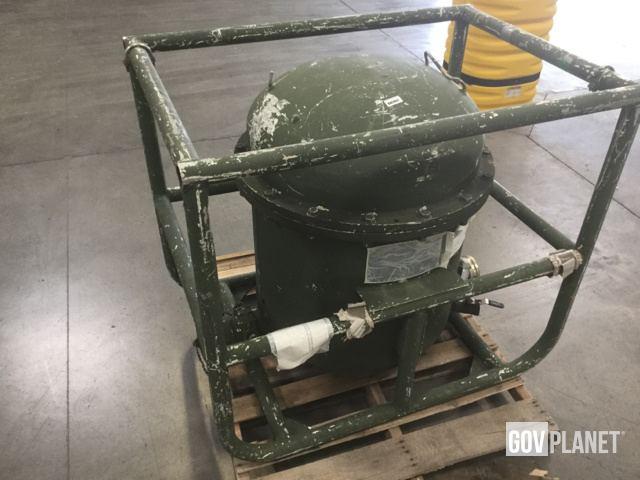 Surplus GIL GFS-18-V-350 Liquid Fuel Filter/Separator in North Las