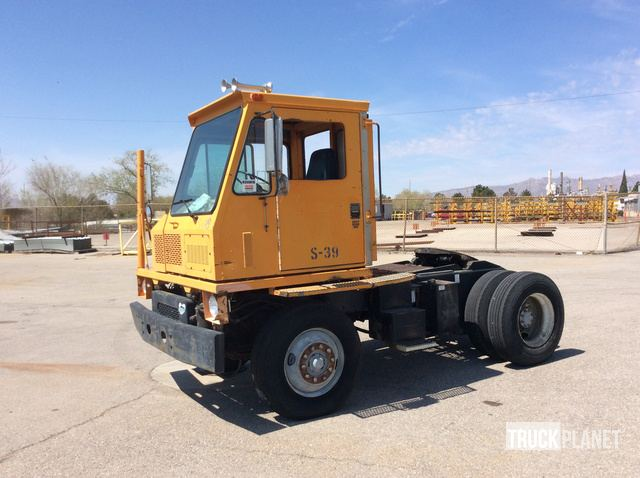 Spotter Truck in El Paso, Texas, United States (TruckPlanet Item