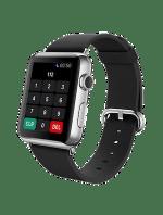 Apple Phone Text Keypad