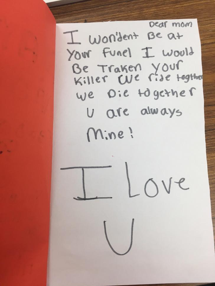 Mothers Day cards are Lit this year in my 4th grade class - Mother S Day Cards