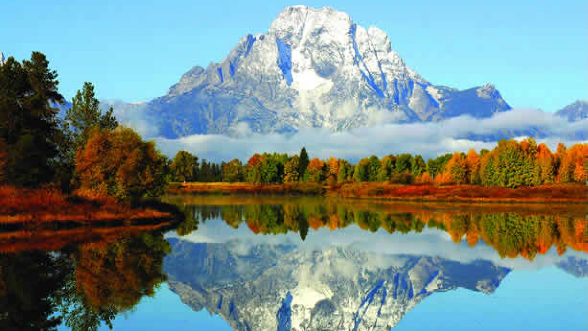 Scenic Fall Wallpaper National Park Week In Jackson Hole Yellowstone Grand