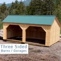 Wooden Barns for Sale   Garage Building Kits   Wood Garage ...