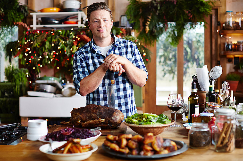 Soliver Home Festive Alternatives To Turkey | Features | Jamie Oliver