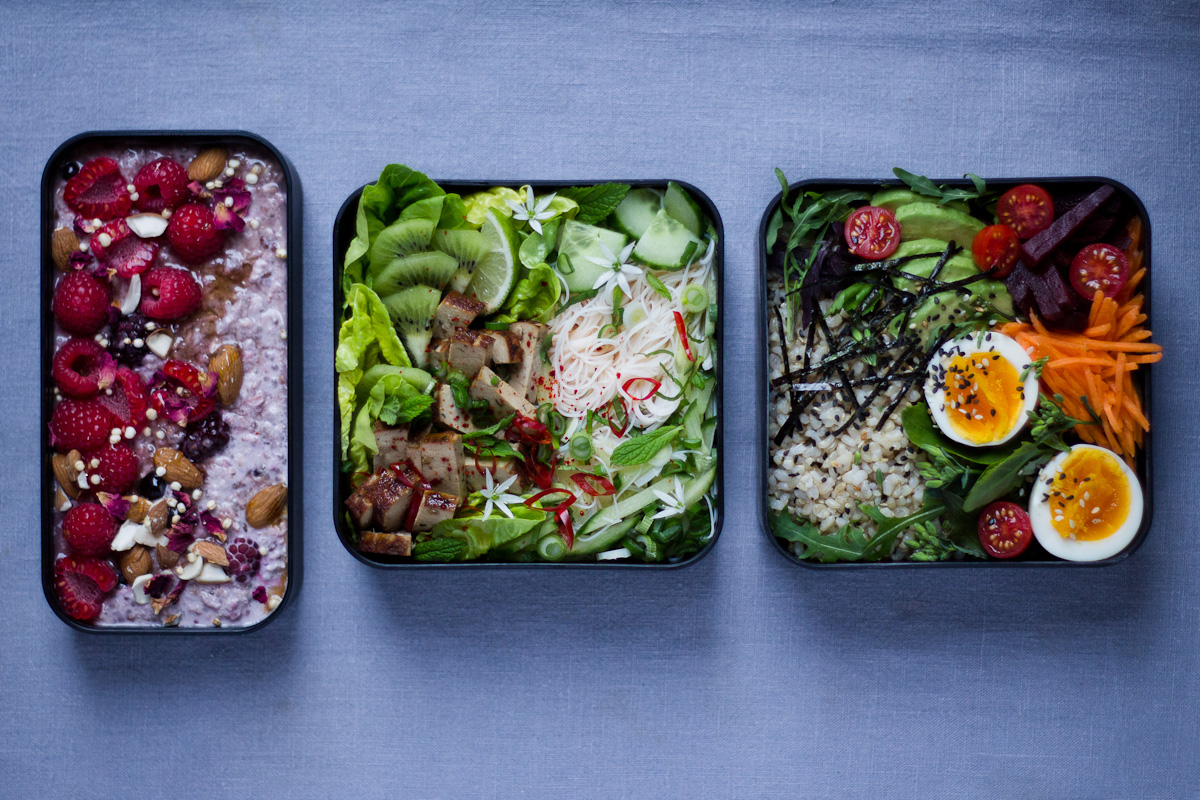 3 Delicious Ideas For Bento Boxes Features Jamie Oliver