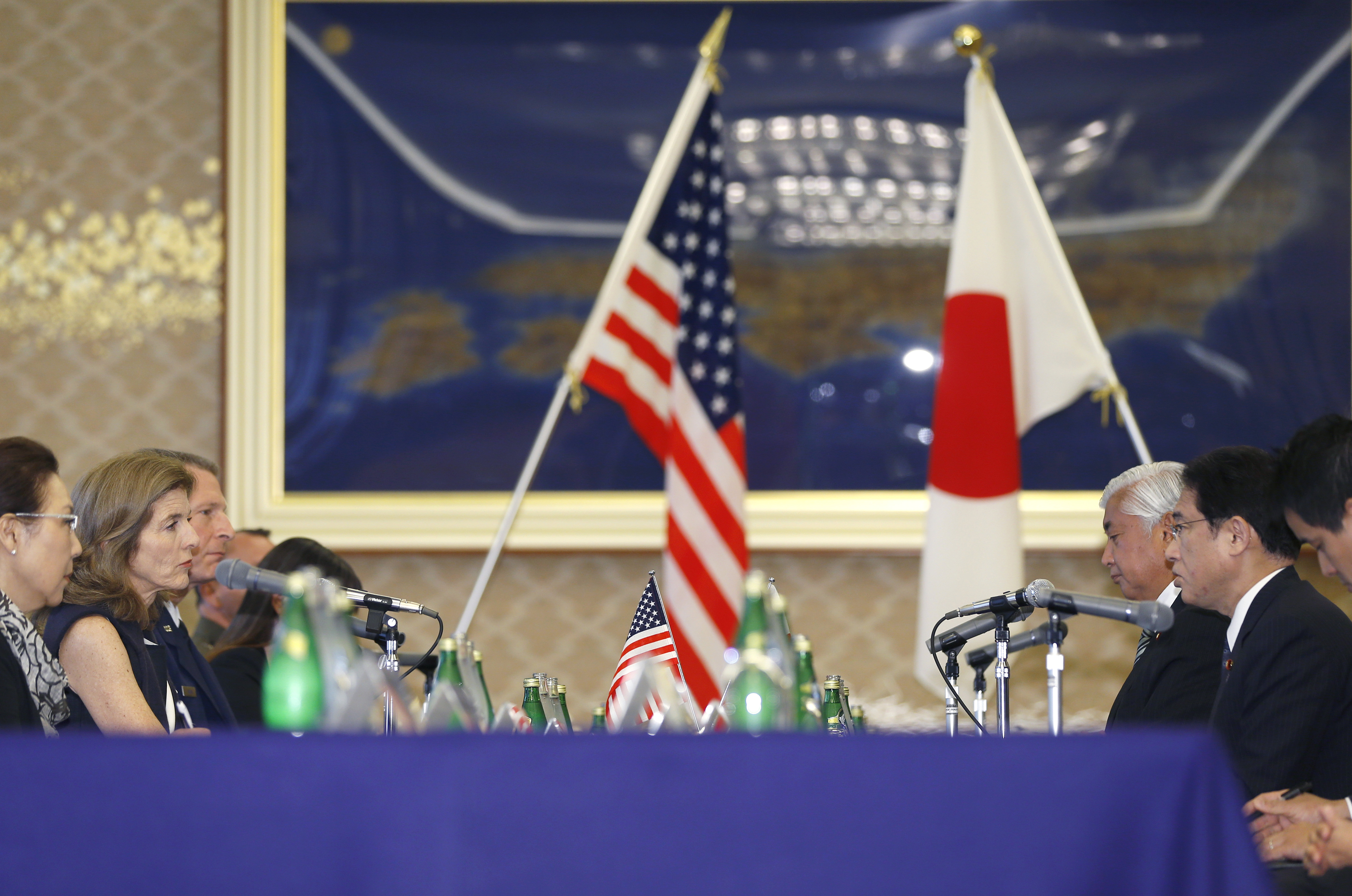 Sofa Tax Japan Japan U S Agree To Narrow Definition Of Civilian Component