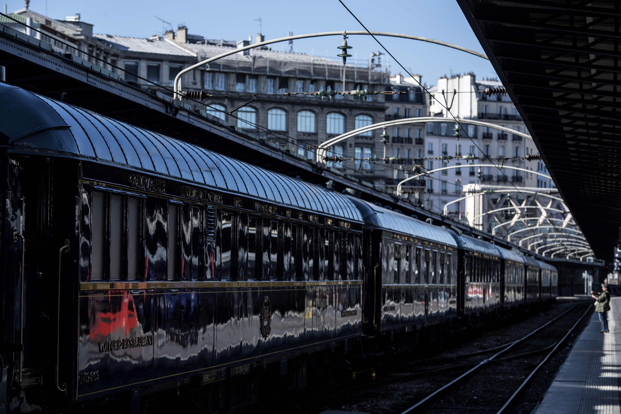 Paris Train Fabled Orient Express Train May Return To Europe S Rails Again