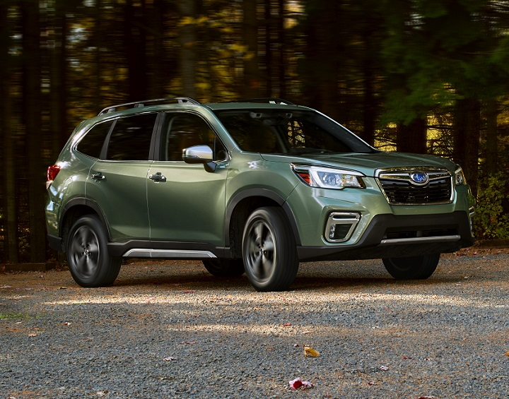 2019 Subaru Forester Preview NADAguides