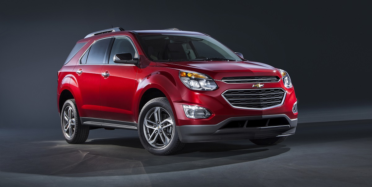 2016 Chevrolet Equinox Preview NADAguides