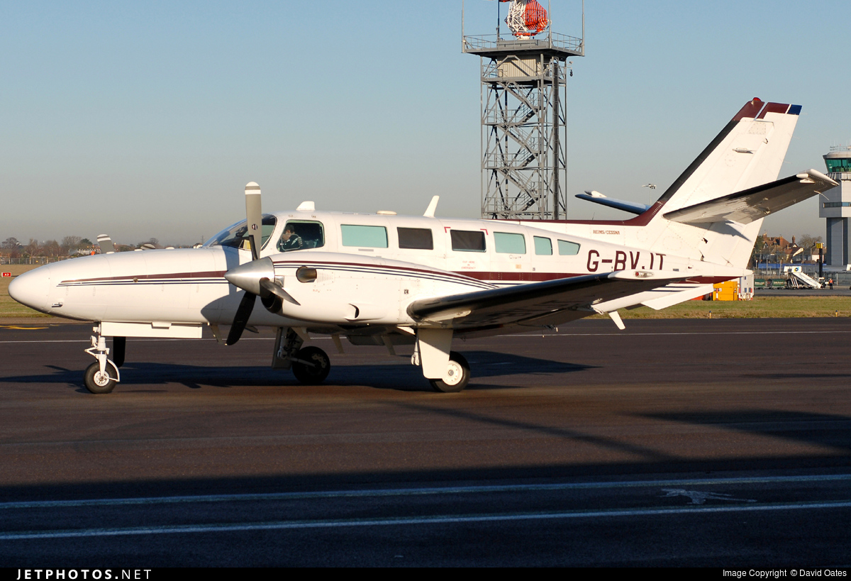 Bv Reims G Bvjt Reims Cessna F406 Caravan Ii Private David Oates