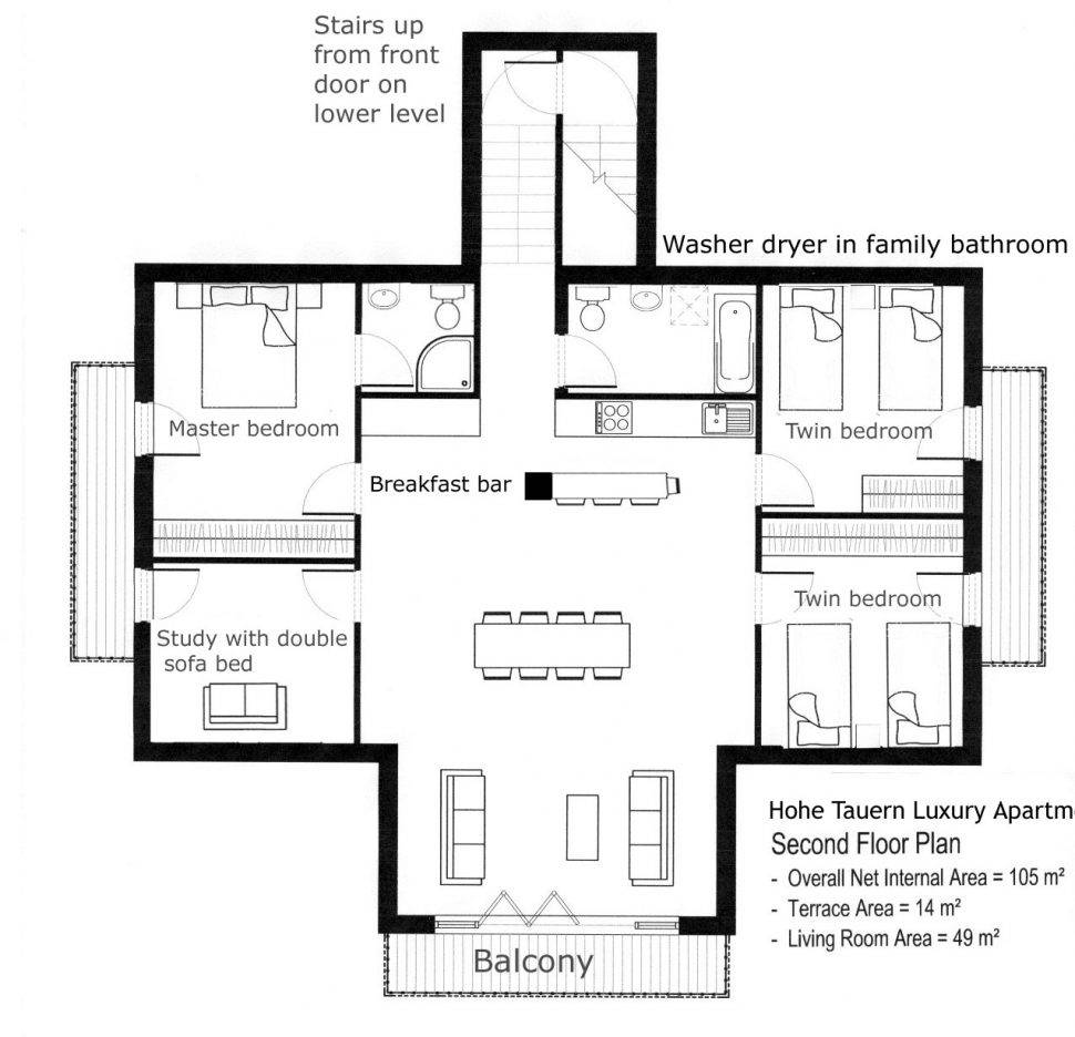 The 25 Best House Plans With Apartment House Plans