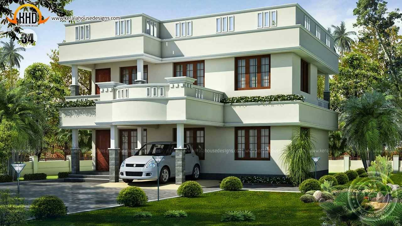 Home design on youtube kerala style house plans within 3000 sq ft youtube style