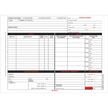 Vehicle Inspection Forms  Maintenance Solutions for DOT Inspections - vehicle inspection form