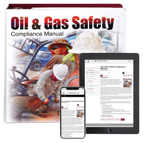Oil  Gas Safety Compliance Manual