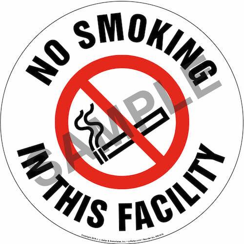 no smoking sogn