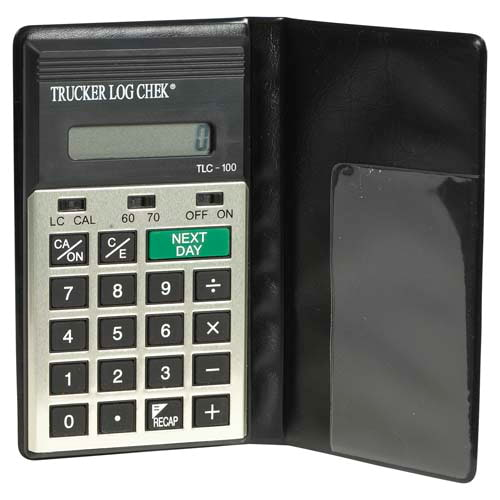Trucker Log Chek™ Calculator