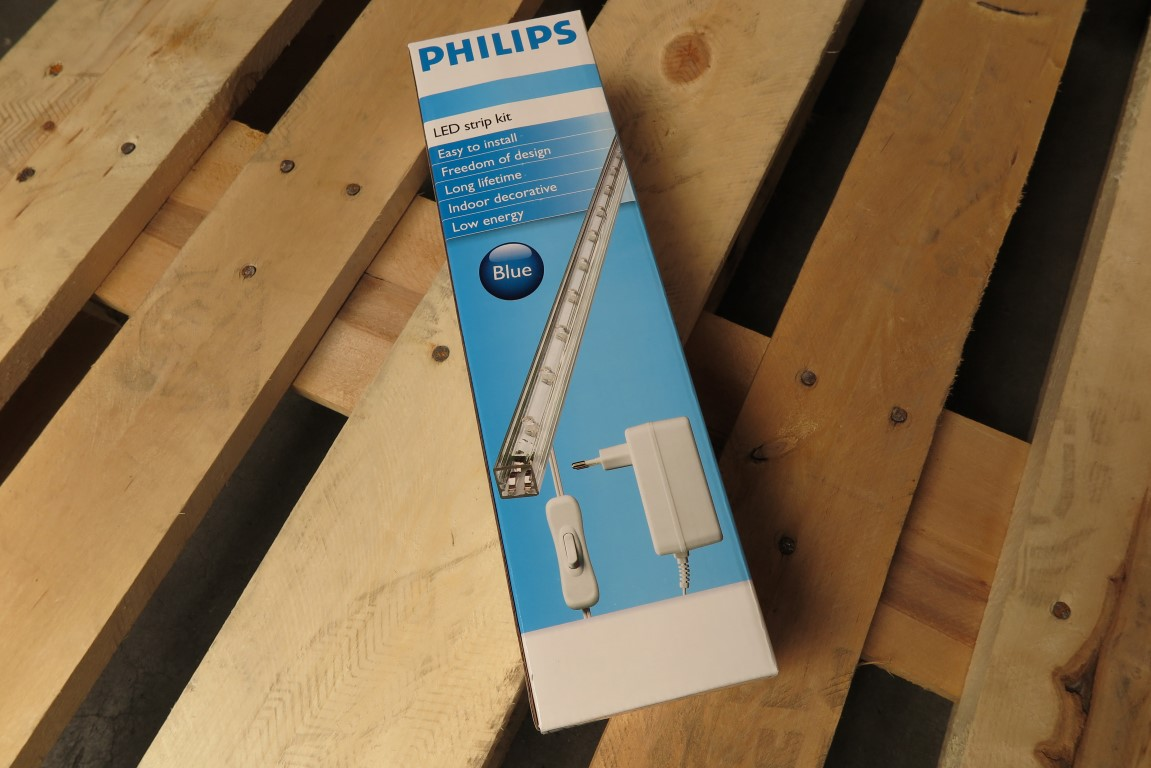 Kitstrip Keuken Professionele Led Strip Kit Philips Blue Jouwveilingen