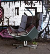 Luxury Imported Villain Chair