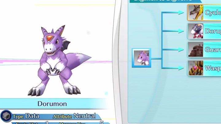 Dorumon DigimonWiki FANDOM powered by Wikia