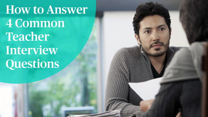 Teacher Interview Questions, Answers, and Tips