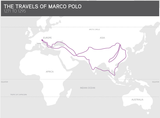 Marco Polo (article) Khan Academy