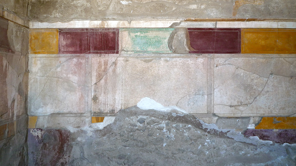 Roman wall painting styles (article) Khan Academy