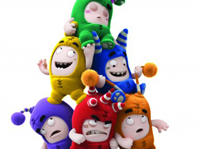 Animated Bear Wallpaper Kidscreen 187 Archive 187 Itvs Signs New Uk Licensees For Oddbods