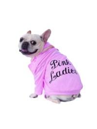 Rubie's Costumes Grease Pink Ladies Jacket Pet Costume ...