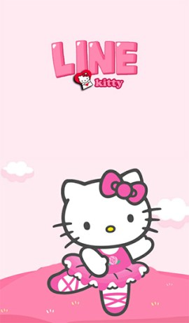 跳舞Hello Kitty (1)