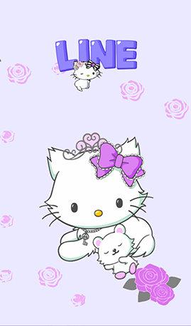 LINE主題-Hello Kitty (5)