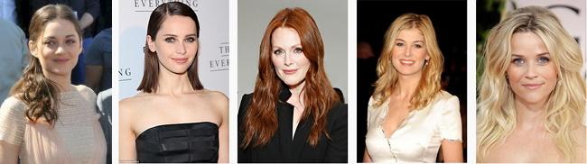 2015奧斯卡入圍名單-最佳女主角