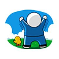 feb 21 line icon