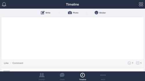 LINE4.9.0改版1