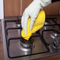廚房清潔油汙妙招