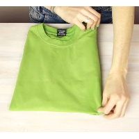 摺衣服方法